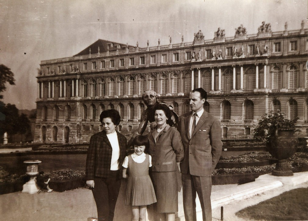 Famille Versailles 1960