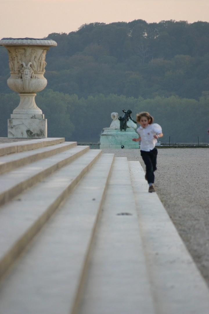 Enfant Versailles 2005