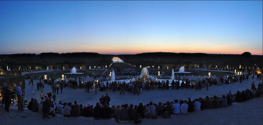 Versailles soir 2011