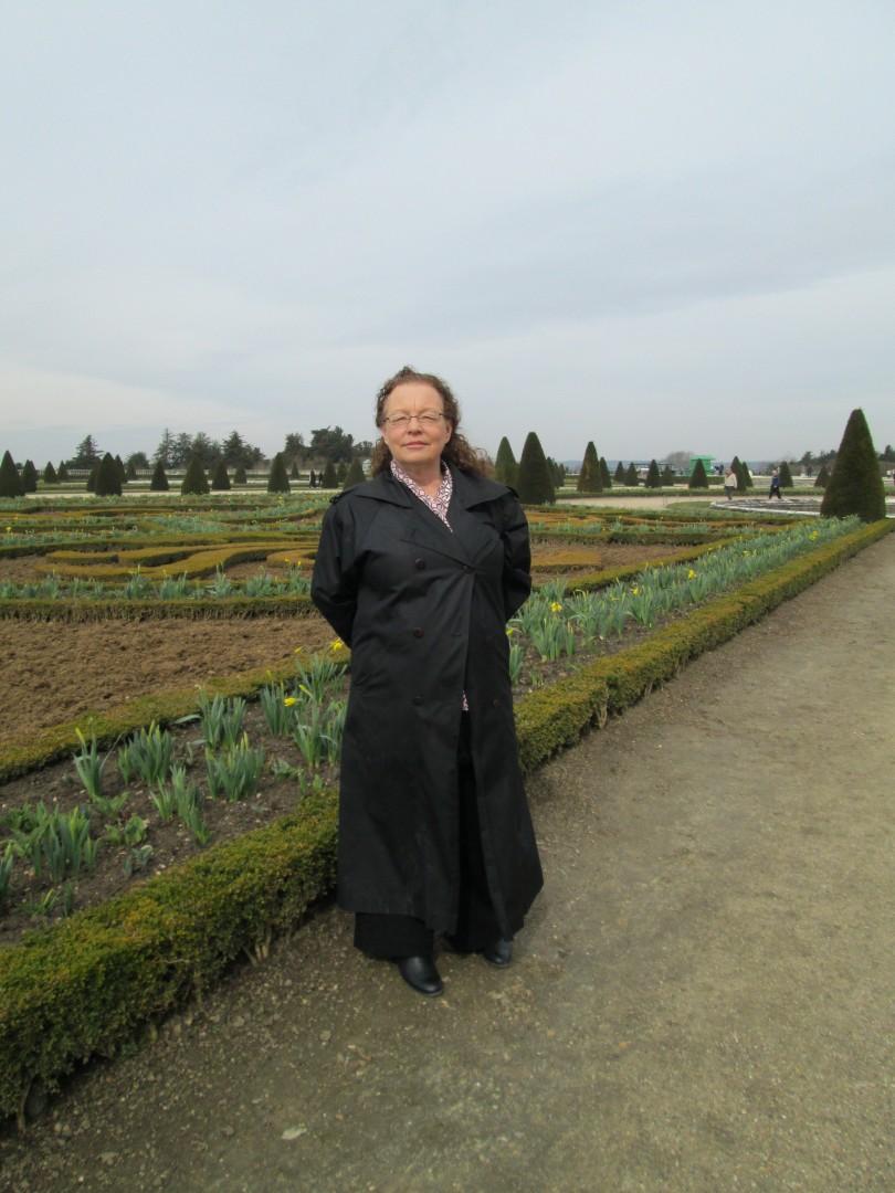 Maman dans les jardins de versailles photos souvenir for Blythe le jardin de maman
